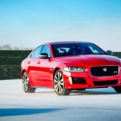Jaguar XE 300 SPORT 4 175x175 at Jaguar XE 300 SPORT Beats Olympic Gold Medalist in Ice Race