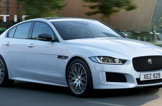 Jaguar XE Landmark Edition 1 550x360 at 2018 Jaguar XE Landmark Edition Announced for UK