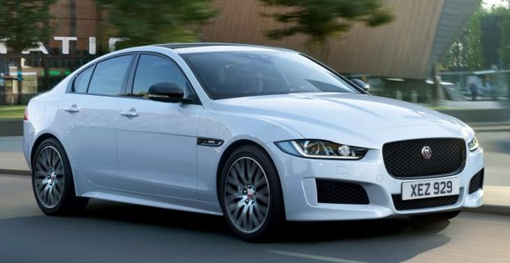 Jaguar XE Landmark Edition 1 730x377 at 2018 Jaguar XE Landmark Edition Announced for UK