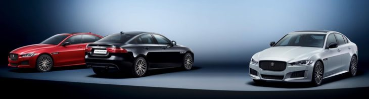 Jaguar XE Landmark Edition 2 730x196 at 2018 Jaguar XE Landmark Edition Announced for UK