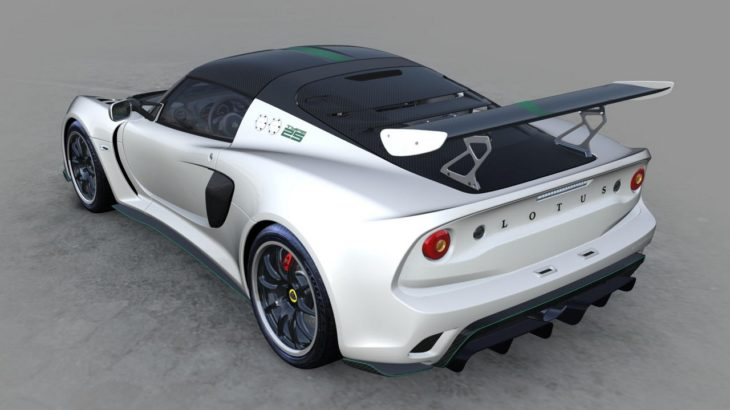 Lotus Exige Cup 430 Type 25 05 April 2018  5 730x410 at Official: Lotus Exige Cup 430 Type 25 Limited Edition