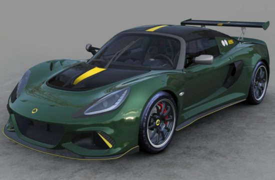Lotus Exige Cup 430 Type 25 05 April 2018 1 550x360 at Official: Lotus Exige Cup 430 Type 25 Limited Edition