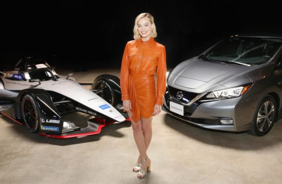 Margot Robbie Nissan EV 550x360 at Why Buy A Nissan? Don Forman Nissan Shows Why!