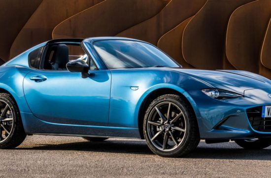 Mazda MX 5 RF Sport Black 1 550x360 at Mazda MX 5 RF Sport Black Limited Edition Announced for UK