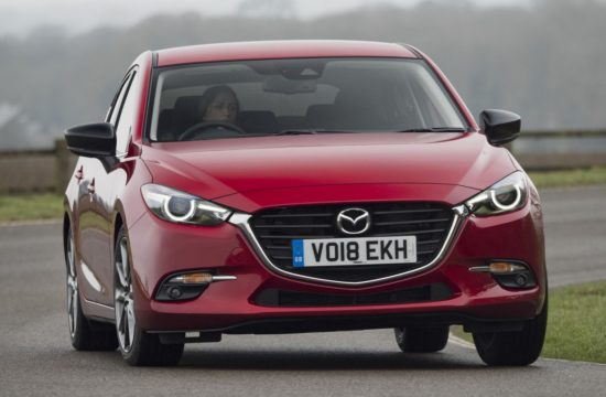 Mazda3 Sport Black 1 550x360 at 2018 Mazda3 Sport Black Goes on Sale in the UK