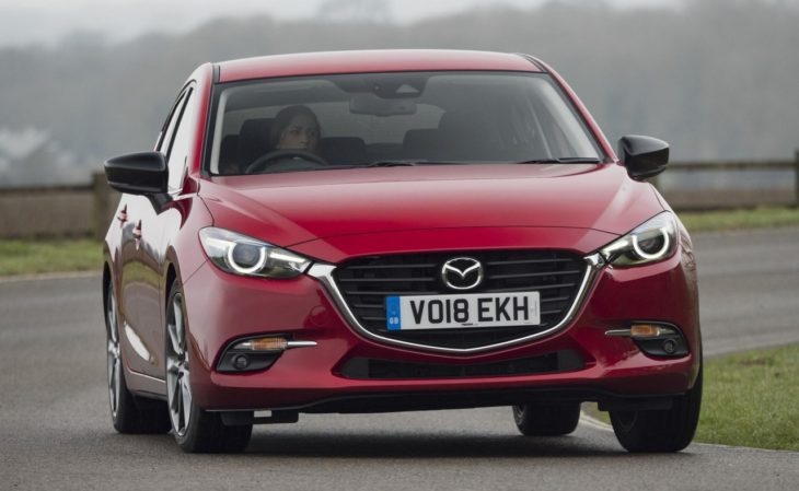 Mazda3 Sport Black 1 730x449 at 2018 Mazda3 Sport Black Goes on Sale in the UK