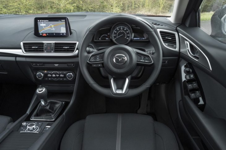 Mazda3 Sport Black 5 730x487 at 2018 Mazda3 Sport Black Goes on Sale in the UK