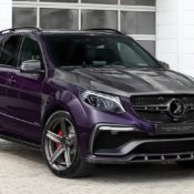 Mercedes AMG GLE 63s INFERNO Violet 1 175x175 at Carbon Fest: TopCar Mercedes AMG GLE 63S Inferno Violet