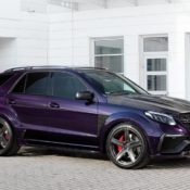 Mercedes AMG GLE 63s INFERNO Violet 3 175x175 at Carbon Fest: TopCar Mercedes AMG GLE 63S Inferno Violet