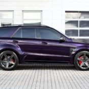 Mercedes AMG GLE 63s INFERNO Violet 4 175x175 at Carbon Fest: TopCar Mercedes AMG GLE 63S Inferno Violet