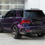Mercedes AMG GLE 63s INFERNO Violet 6 175x175 at Carbon Fest: TopCar Mercedes AMG GLE 63S Inferno Violet