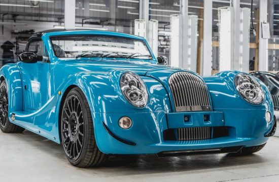 Morgan Aero GT 1 550x360 at 2018 Morgan Aero GT   Specs and Details