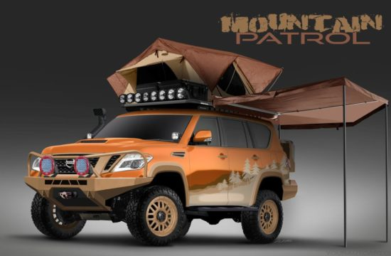 Mountain Patrol 4  550x360 at Nissan Armada Mountain Patrol Under Build with Input from Social Media