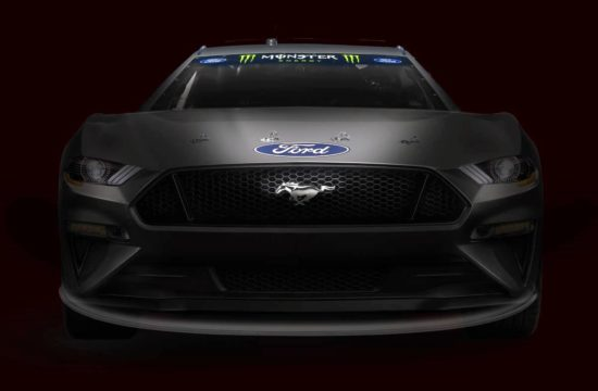 Mustang NASCAR 550x360 at Ford Mustang Goes to NASCAR Cup in 2019