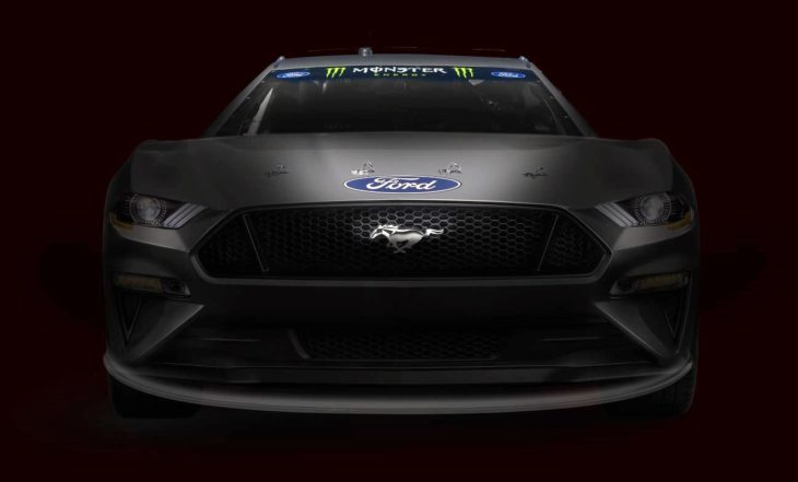 Mustang NASCAR 730x441 at Ford Mustang Goes to NASCAR Cup in 2019