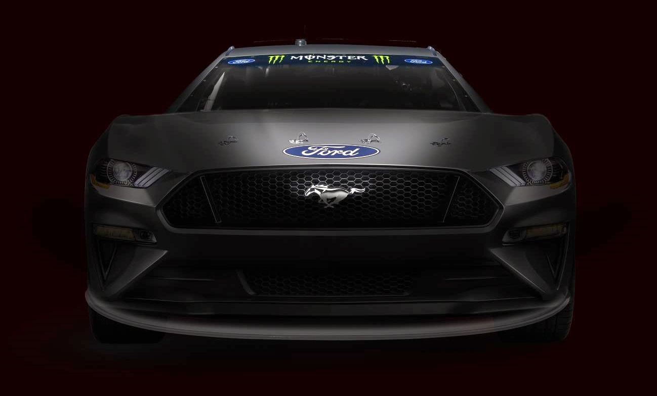 Ford Mustang Goes To Nascar Cup In 2019
