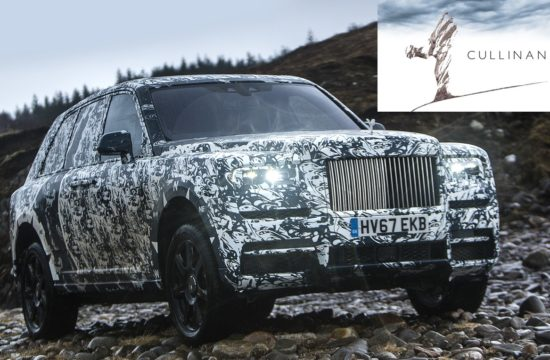P90299384 highRes rolls royce cullinan 550x360 at Rolls Royce Cullinan Final Challenge Features National Geographic