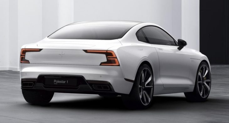 Polestar 1 event Beijing 18 001 730x395 at Would You Pay $155,000 for a Polestar 1?