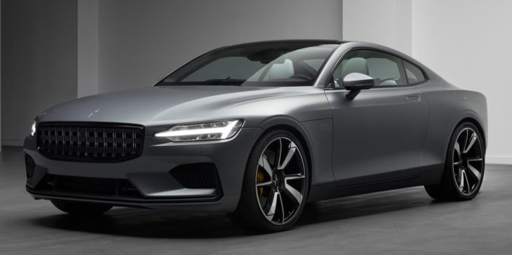 Polestar 1 event Beijing 18 003 730x364 at Would You Pay $155,000 for a Polestar 1?