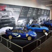STI   History 175x175 at Subaru STI 30th Anniversary Celebrated in Pictures