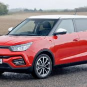 SsangYong Tivoli Ultimate 1 175x175 at SsangYong Tivoli Ultimate Launches in UK with Extra Kit