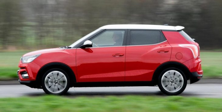 SsangYong Tivoli Ultimate 3 730x369 at SsangYong Tivoli Ultimate Launches in UK with Extra Kit