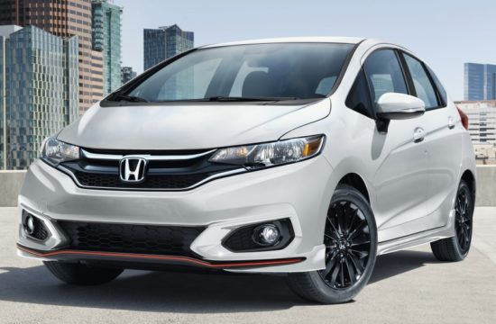 The 2019 Honda Fit 1 550x360 at 2019 Honda Fit Priced from $16,190 in the U.S.