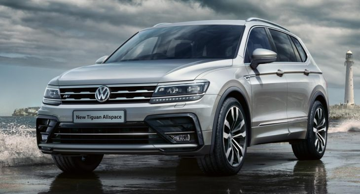 Tiguan Allspace R Line 730x394 at 2019 VW T Roc R Line & Tiguan R Line   UK Pricing and Spec