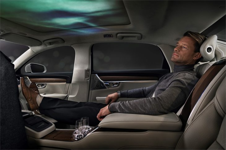 Volvo S90 Ambience Concept 1 730x487 at Volvo S90 Ambience Concept Redefines In Car Luxury