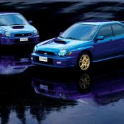 WRX STI 2001 175x175 at Subaru STI 30th Anniversary Celebrated in Pictures