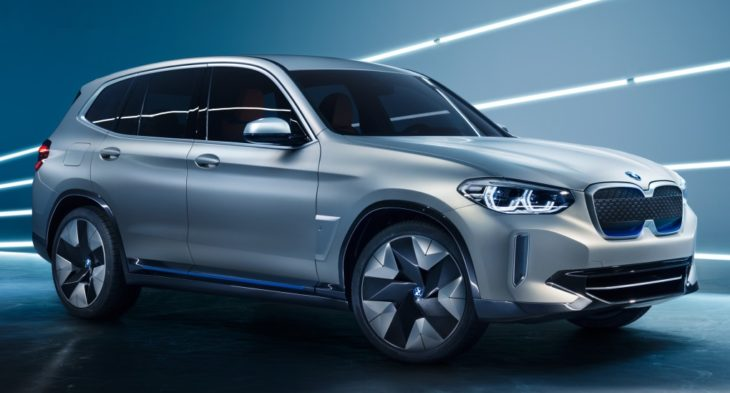 bmw ix3 1 730x393 at BMW iX3 Concept Previews Future Electric X3