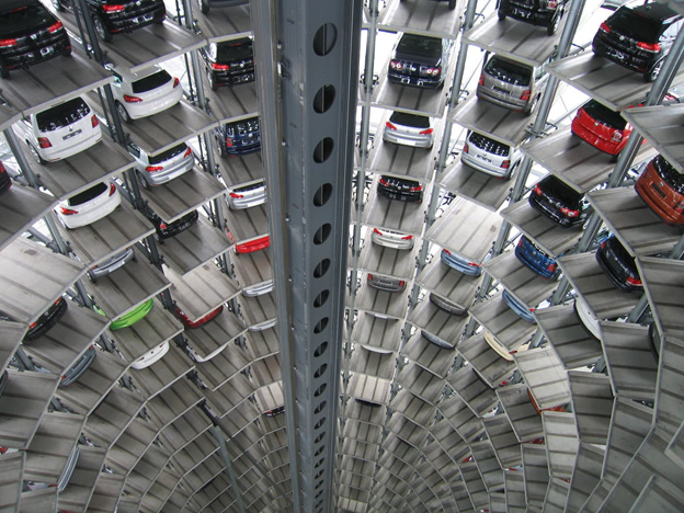 car park silo at Greener Future: Top Eco Friendly Vehicles to Check Out Now