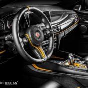manhart bmx x6 carlex 10 175x175 at Manhart BMW X6 Gets Fancy Carlex Interior