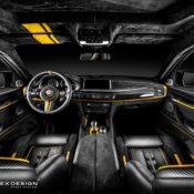 manhart bmx x6 carlex 9 175x175 at Manhart BMW X6 Gets Fancy Carlex Interior