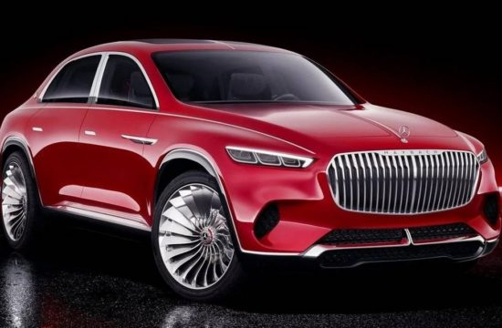 mercedes maybach ultimate luxury leak 0 550x360 at Vision Mercedes Maybach Ultimate Luxury Leaked Ahead of Beijing Debut