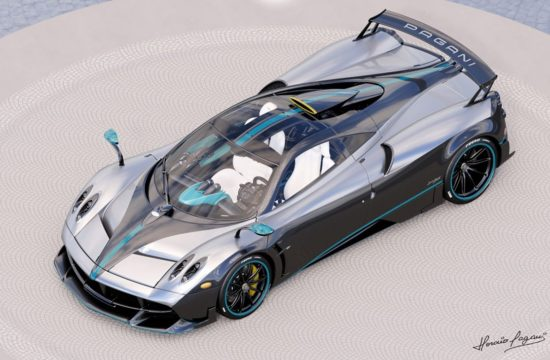 pagani huayra l ultimo 1 550x360 at This Is The Final Pagani Huayra, Probably