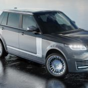range rover 6x6 2 175x175 at Range Rover 6x6 Pickup Proposed by Coachbuilder