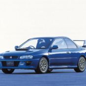 subaru impreza wrx 22b sti 1 175x175 at Subaru STI 30th Anniversary Celebrated in Pictures