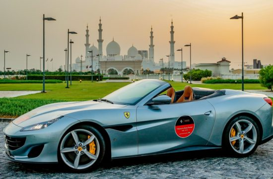 180153 car passione UAE 550x360 at Highlights from Ferrari Tour UAE 2018