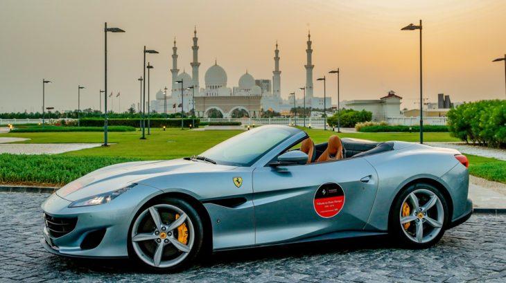 180153 car passione UAE 730x409 at Highlights from Ferrari Tour UAE 2018