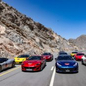 180163 car passione UAE 175x175 at Highlights from Ferrari Tour UAE 2018