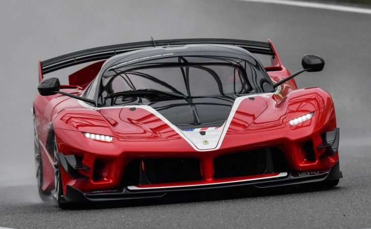 180804 ccl xx f1 shanghai 730x450 at Ferrari FXX K EVO Makes Track Debut in Shanghai