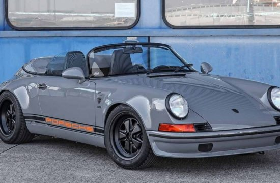 1989 Porsche 911 Speedster 2 550x360 at 1989 Porsche 911 Speedster by DP Motorsport