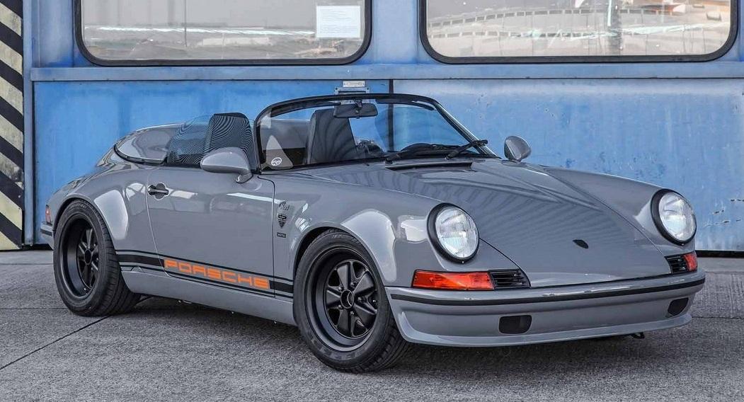 1989 porsche 911 speedster by dp motorsport. Black Bedroom Furniture Sets. Home Design Ideas