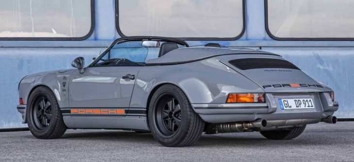 1989 Porsche 911 Speedster 4 730x335 at 1989 Porsche 911 Speedster by DP Motorsport