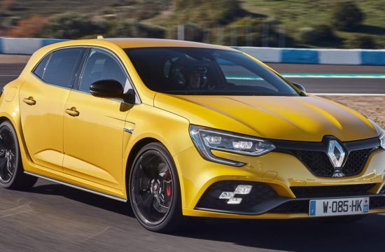 2018 Renault Megane RS 1 550x360 at 2018 Renault Megane RS UK Pricing Confirmed