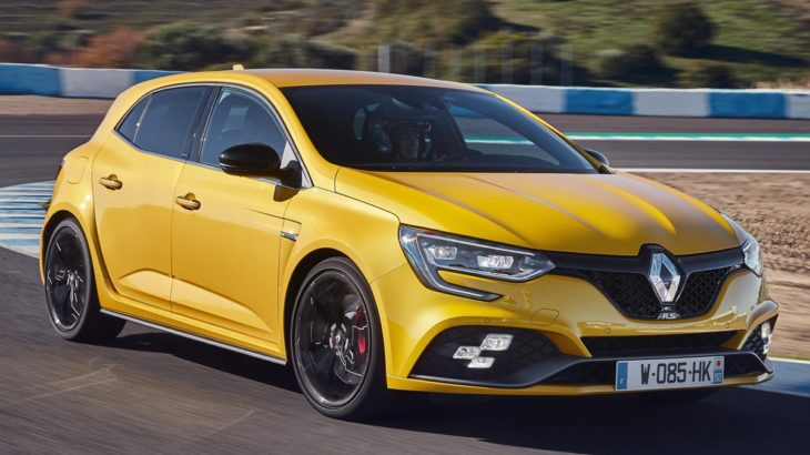 2018 Renault Megane RS 1 730x410 at 2018 Renault Megane RS UK Pricing Confirmed