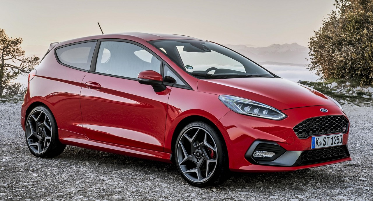 2018 ford fiesta st uk spec starts at 18 995. Black Bedroom Furniture Sets. Home Design Ideas