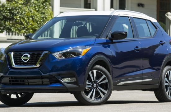 2018 Nissan Kicks Blue 550x360 at 2018 Nissan Kicks Priced from $17,990 in America