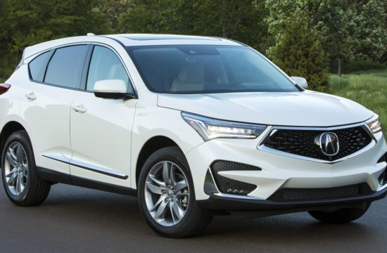 2019 Acura RDX Advance 19 550x360 at 2019 Acura RDX Priced from $37,300   MSRP and Specs